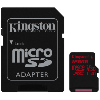 Canvas React, Kingston micro SDXC kartica 128GB sa adapterom