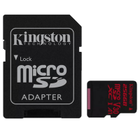 Canvas React, Kingston micro SD kartica 256GB